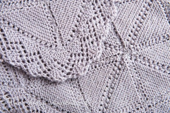 Knitting Inspirations Perth : Knitting pattern niki baby blanket from
