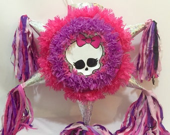 Monster High Pinata Fast Shipping
