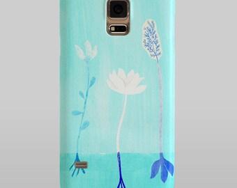 Samsung Galaxy Case Pureza (Ilustradora Cristina Sánchez) Samsung Galaxy S6, S5, S4, S3, S2