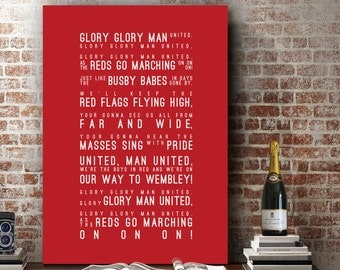 """Shop """"manchester united"""" in Art & Collectibles"""