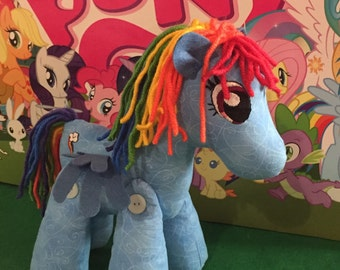 Rainbow Dash Plush