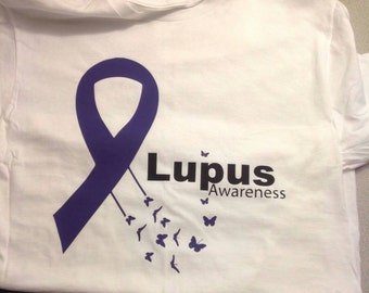 Lupus Awareness Tshirt