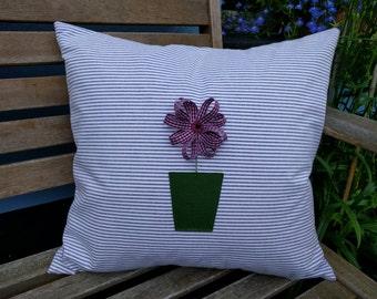 Flowerpot Cushion