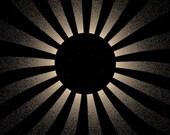 The Sun - Original Fractal Digital Print Download