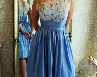 Alice Tea Bridesmaid Dress