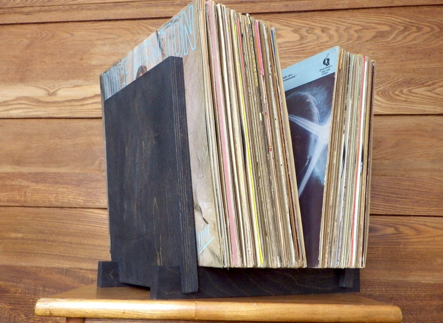 Vinyl Lp Record Storage Display 12 Vinyl Album Storage
