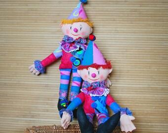 "Toy ""Сlown"""
