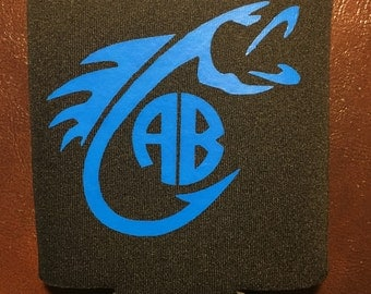 Personalized Fish can cooler