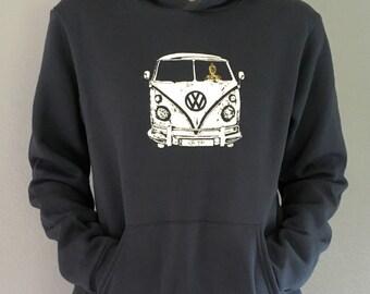 Buddha Driving a VW bus om ya!
