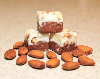Coconut Almond Fudge, 1 Pound