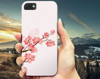 Blooming Cherry Blossom iPhone 6 6s Plus case, iPhone 6 case pink,  Samsung Galaxy s5 phone case, Samsung s6 case, iPhone 5 5s