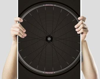 Wheel love I Black