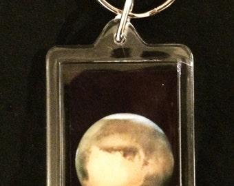 Mars Keychain