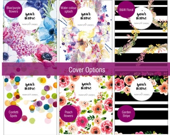 Additional Planner Cover