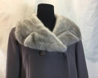 Vintage Forstmann Wool Coat Etsy