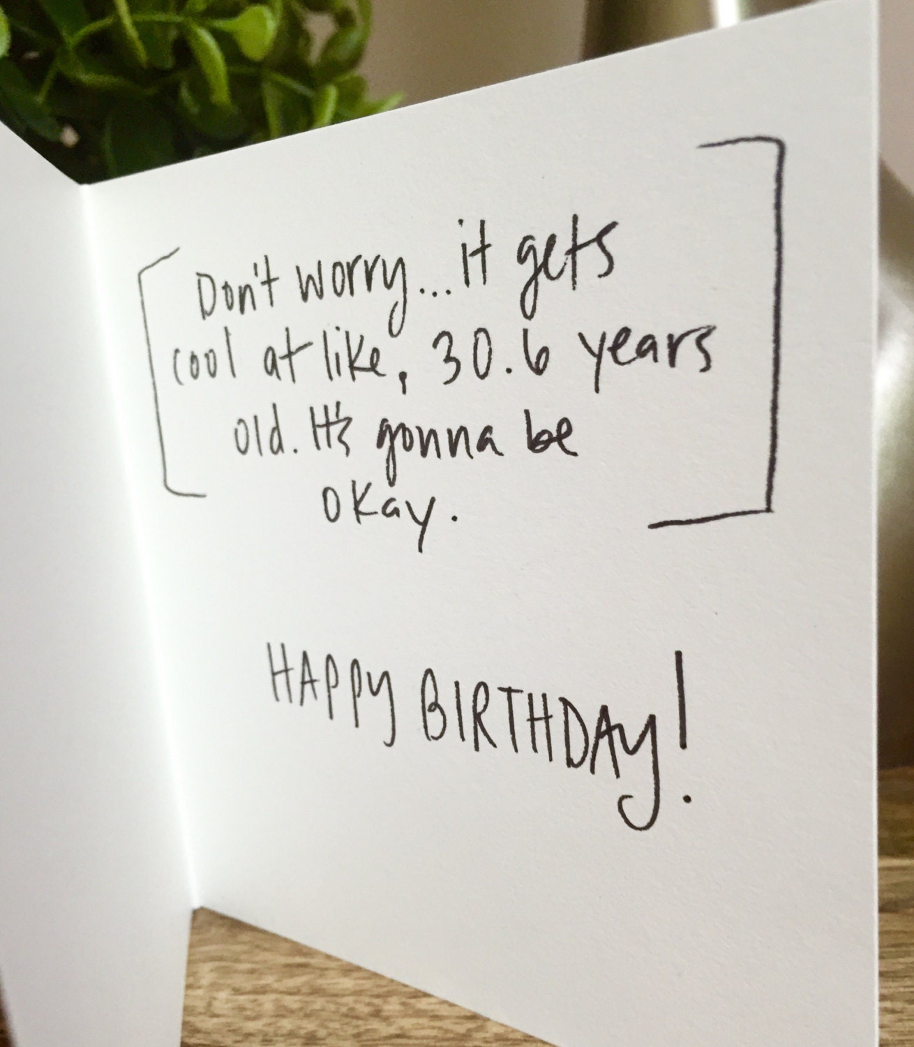 Happy 30th birthday card Big 30 30th birthday birthday card – Funny 30th Birthday Greetings