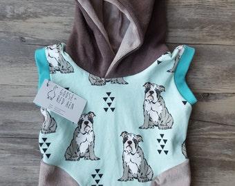 18 month Hoodie Vest