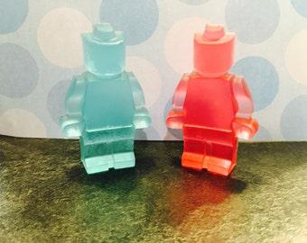 2 Lego Soap Mega Men