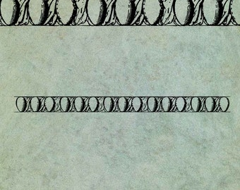 Eggs - Antique Style Clear Stamp