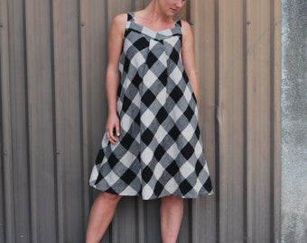 Vintage Linen Tunic