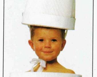 Children's Costume *** Cardboard Toothpaste Tube Costume *** Costume PDF Pattern *** Easy, Quick Costume ** Fancy Dress *** Digital Download