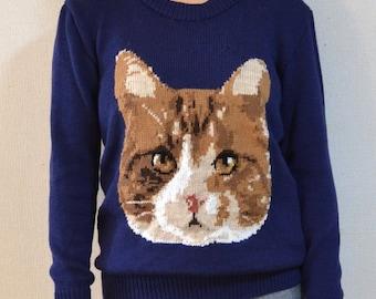 Custom Pet Portrait sweater