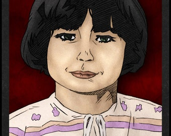 Mary Bell is Card Number 49 from the New Serial Killer Trading Cards
