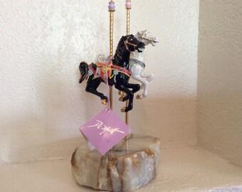 De Mott horse carousel
