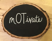 Occupational Therapy mOTivate Chalkboard