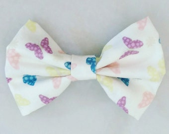 Fabric Hair Bow/Butterfly Fabric