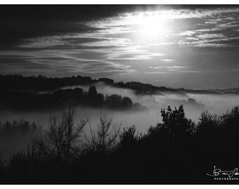 Mist landscape  [Digital Download]