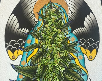 Holy Mother Sweet Leaf