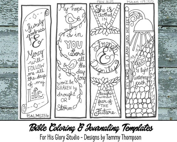... white, PDF, 3 printable sketches, bookmarks, coloring, bible verses