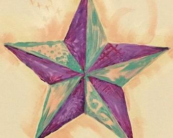 Lone Star Paintings