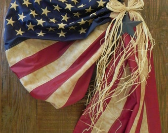 4th Of July Door Hanger Usa