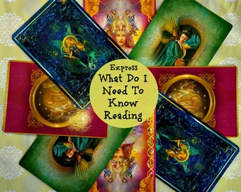 What Do I Need To Know? -  Oracle Card Reading