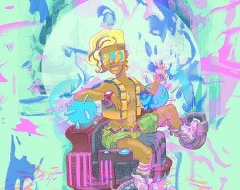 Cyber Punk 1990