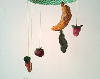 Mobile fruit and vegetable