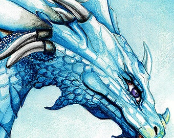 Umma white dragon