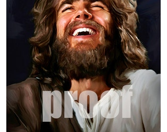 Joyous Jesus collection blank greeting cards