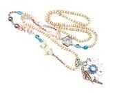 Halskette ethno Bettelkette