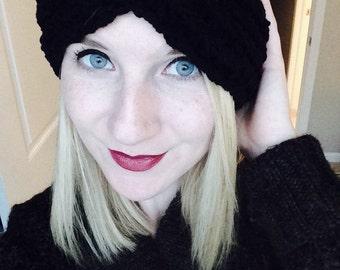 Ear warmer/ turban headband