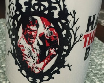 Evil Dead Ash Bruce Campbell  15 oz. Coffee Mug