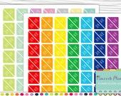 Planner Stickers-112 Day Off, Erin Condren Life Planner (ECLP), Happy Planner, Plum Paper | #ISP037