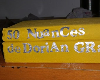 Support-book 50 shades of Dorian Gray
