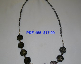 Necklace PDF-155    Copyrighted item