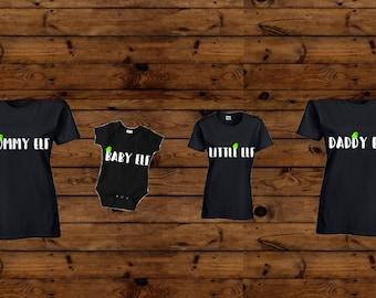 Elves - Family Shirts