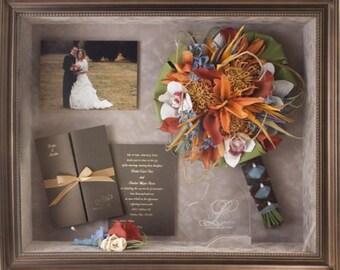 Shadow Box Your Wedding
