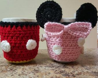 Over-the-handle Coffee  Mug Cozy