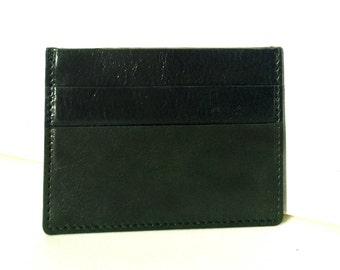 Colorblock Slim Card Case